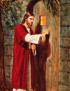 Gravuras_Evangelho_O Novo Testamento_237 Jesus Bate a Porta